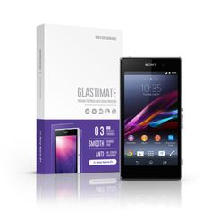 SIEGE - Glastimate Premium Tempered Glass Screen Protector for Sony Xperia Z1