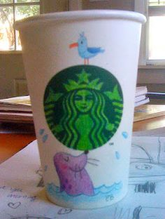 My Starbucks Cup