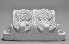 Interesting... Products | Twin Baby Feeding System | Table for Two