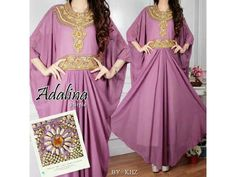 ADALINA KAFTAN DRESS Material cerutti Freesize. Fit S TO XXL  Pm/whatsapp +60143403410 www.facebook.com/gilashopdotmy www.myproductdeal.com  International delivery using EMS, DHL, CITYLINK, GDEX We accept payment through Paypal, Western union and Bank Transfer