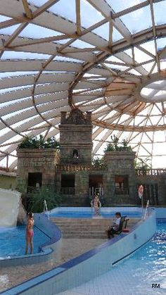 Aquaworld Hotel and Water Theme Park ; Budapest