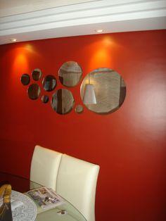 Espelho Decorativo em Acrílico