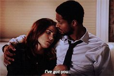 Laurel and Wes How To Get Away With Murder