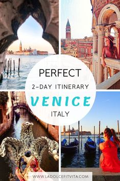 The perfect two day itinerary for a weekend in Venice Italy. This guide covers tours food attractions and many tips from a local! babies flight hotel restaurant destinations ideas tips Venice Beach California, Venice Florida, Venice Canals, Venice Italy, Weekend In Venice, Venice Restaurants, Simplon Orient Express, Venice Photography, Italy Travel Tips