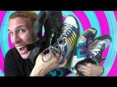 PARKOUR SHOES - What Shoes Are Best ( Jesse La Flair ) - YouTube