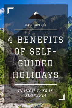 Our self-guided walking holidays in Slovakia let you enjoy the High Tatras your way. You will have the flexibility to set off when you're ready, stop when and where you like.