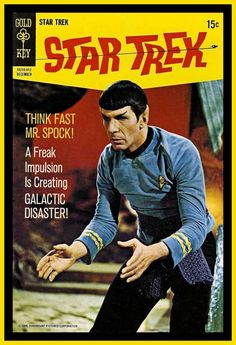 Star Trek Gold Key Comics