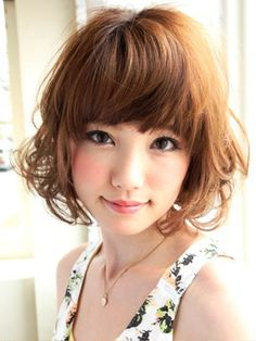Variety of Short Japanese Hairstyle For Ladies hairstyle ideas and hairstyle options. If you are looking for Short Japanese Hairstyle For Ladies hairstyles examples, take a look. Messy Short Hair, Cute Hairstyles For Short Hair, Fringe Hairstyles, Hairstyles For Round Faces, Easy Hairstyles, Girl Hairstyles, Japanese Hairstyles, Hairstyle Ideas, Korean Hairstyles