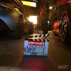 #SPECTRE #007 #JAMESBOND