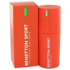 Benetton Sport By Benetton Eau De Toilette Spray 3.3 Oz (pack of 1 Ea) X662-FX4643