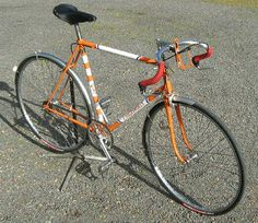 Early 50's Holdsworth 531 butted frame, Alloy 4 speed AM