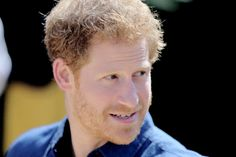 Prince Harry during a visit to Oliver Rooney's home in Bramley a boy who has Wolf Hirschhorn Syndrome during an official visit to Leeds   July 7, 2017