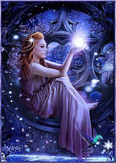 Estes são os Princípios Fundamentais da Bruxa, onde Saber, Querer, Ousar e Calar associados ao bom senso, formam os quatro poderes para ...
