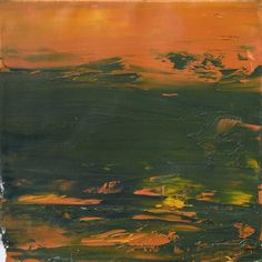 "Saatchi Art Artist Valentin Marian Ionescu; Painting, ""landscape #4"" #art"