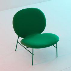 Claesson Koivisto Rune's Kelly chairs were inspired by artist Ellsworth Kelly.