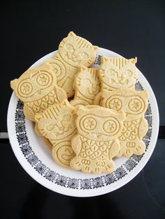 The owl and the pussycat biscuits