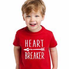 Heart Breaker Kids' Shirt