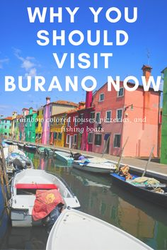 Discover why Burano, Italy should be the next place you visit!