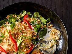 Peanut Noodle Salad from FoodNetwork.com