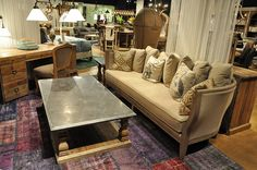 Four Hands  coffee table - a MUST