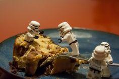 Cheesecake Deception (LEGO) by shadowfax412.deviantart.com on @deviantART