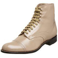 Stacy Adams Men's Madison Cap-Toe Boot:Amazon:Shoes
