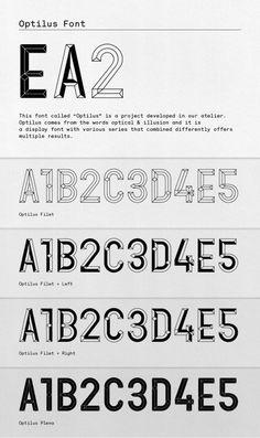 Fonts designed by toormix Toormix | graphic design studio Barcelona | disseny gràfic
