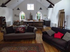 Top rated Converted Chapel Rental in Chester with internet access and walking