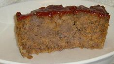 Steves World-Best Meatloaf Recipe - Genius Kitchen World's Best Meatloaf Recipe, Meatloaf Recipes, Beef Recipes, Cooking Recipes, Easy July 4th Recipes, Ground Beef Dishes, Ground Meat, Beef Ham