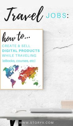 Ok, I'm getting onto this course creation thing!   Are you a traveler looking for online travel jobs? Within this in depth guide you'll learn how to create & sell your own digital information products & build a successful online business you can run from anywhere. Click through to read now...