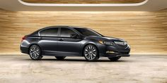 RLX with Technology Package in Graphite Luster Metallic