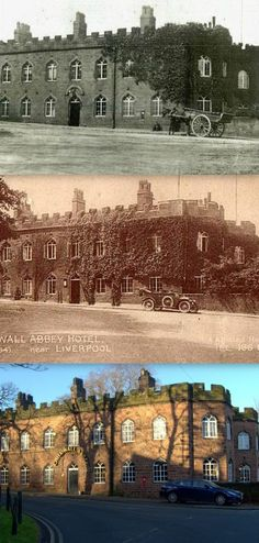 The Childwall Abbey Hotel, & Liverpool Town, Liverpool History, Chester, Vintage Images, Jamaica, Old Photos, 1930s, The Good Place, Taj Mahal