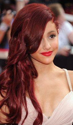 Ariana Grande - Hair