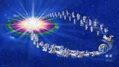 """EU SOU ESPÍRITA! : NA JORNADA DA LUZ  """"No caminho de fé viva, Sob a luz que nos governa, Não deixes de entesourar As bênçãos da vida eterna."""" VER COMPLETO: http://rsdurantdart.blogspot.com.br/2014/05/na-jornada-da-luz"""