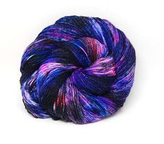 Love the colors of this yarn