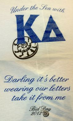 bid day theme - I WANNA DO THIS  @Margaret Fleming I'm going to pin ideas all the time. Our bid day is in your capable hands (:
