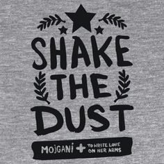 Shake the dust- spoken word by Mojgani