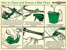 How to Clean and Grease a Bike Chain: Your Guide (cc Bicycling Magazine)