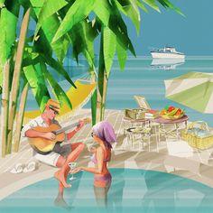 Princess Yachts, Print Magazine, Valencia, Illustrators, Tags, Detail, Fictional Characters, Profile, Life