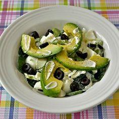 Egg White and Avocado Salad - Allrecipes.com