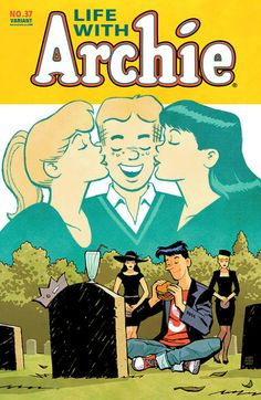 Life With Archie #37 Variant - Cliff Chiang