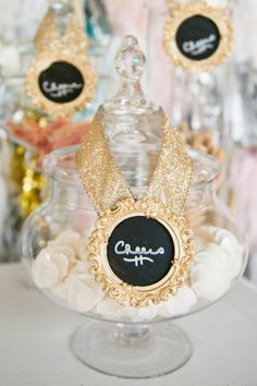 new years eve inspiration shoot by la fete event design