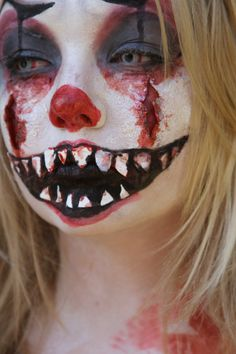 Killer Clown by SocietyFive on deviantART
