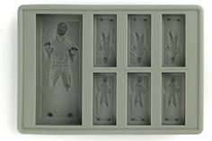 Han Solo in Carbonite Ice Tray!