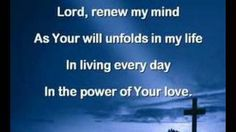 lord i come to you let your heart be changed - YouTube