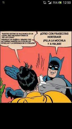 Déjate de frasecitas de viaje intensas. Pilla la mochila y viaja. #mochileros