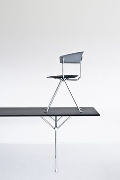 Cadeira de polipropileno OFFICINA | Cadeira de polipropileno - Magis