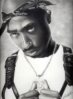 TuPac Tupac Shakur, 2pac, Black Women Art, Black Art, Best Rapper Ever, Graffiti, Street Art, American Rappers, Inspirational Celebrities