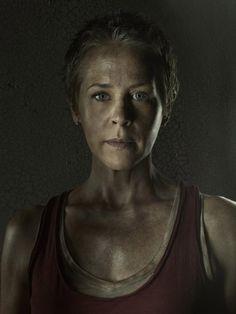The Walking Dead Season 3 Character Portrait - Carol