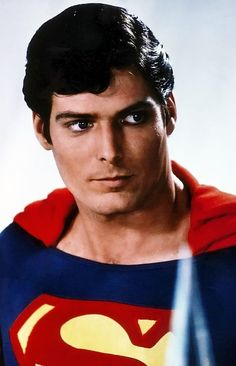 The Man of Steel.  My first crush and I still love him!!